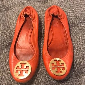 Tory Burch flats. TAKING OFFERS
